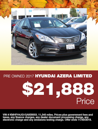 Used 2016 Hyundai Azera Limited