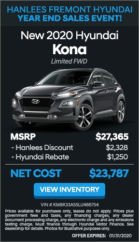 $3,578 off MSRP - New 2020 Hyundai Kona Limited FWD