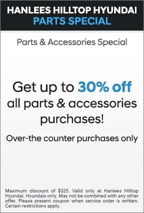 Parts & Accessories Special