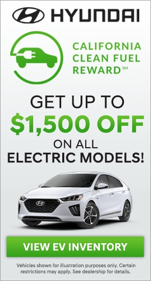 Get up to $1,500 off on all electric models!
