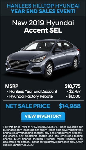 $3,787 off MSRP - New Hyundai Accent SEL