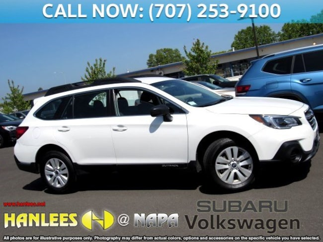 Used 2019 Subaru Outback For Sale at Hanlees Napa Volkswagen