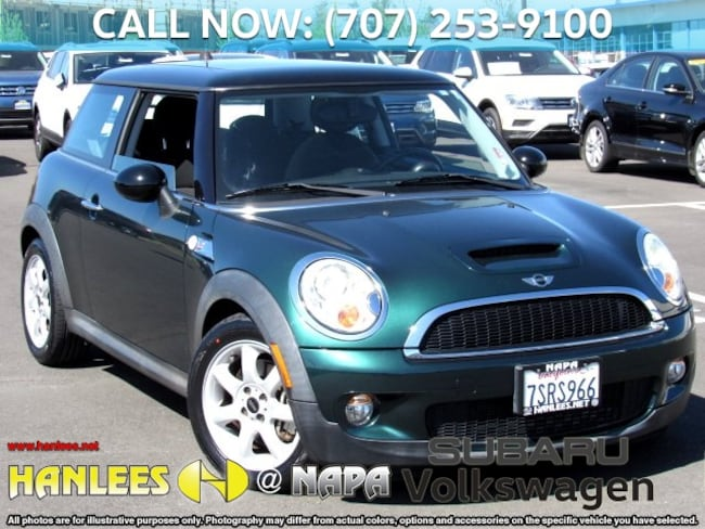 2009 MINI Cooper Hardtop S Coupe