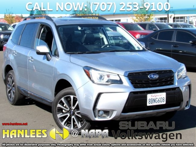 2018 Subaru Forester 2.0XT Touring SUV