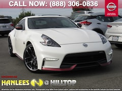 2016 Nissan 370Z Nismo Tech Coupe