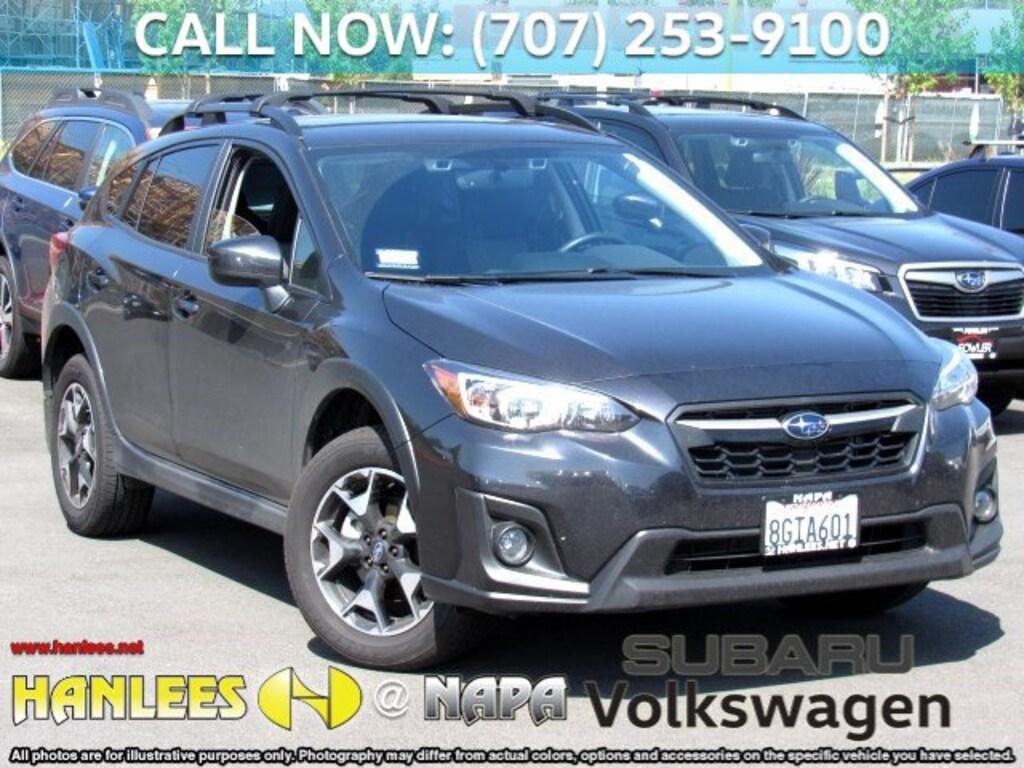 Walnut Creek Subaru >> Certified Used 2019 Subaru Crosstrek Premium For Sale In Napa Ca Sr6304 Near Walnut Creek Vallejo The Bay Area