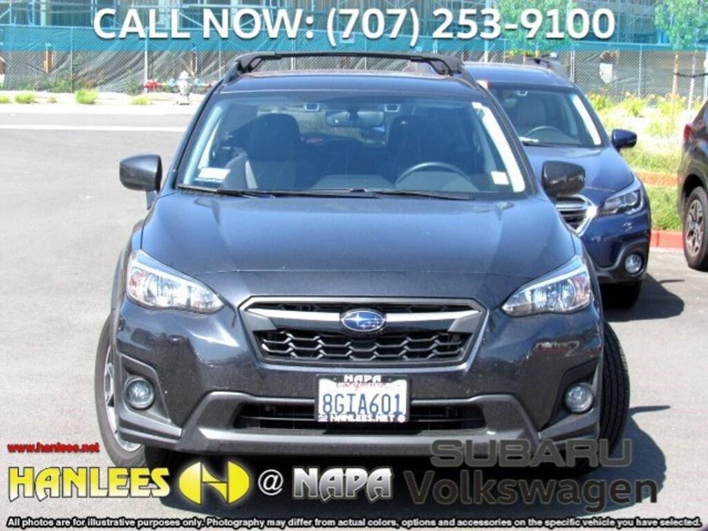 Certified Used 2019 Subaru Crosstrek Premium For Sale in Napa, CA - SR6304  | Near Walnut Creek, Vallejo, The Bay Area