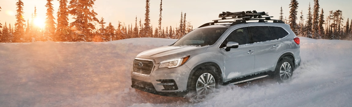 New 2020 Subaru Ascent SUV