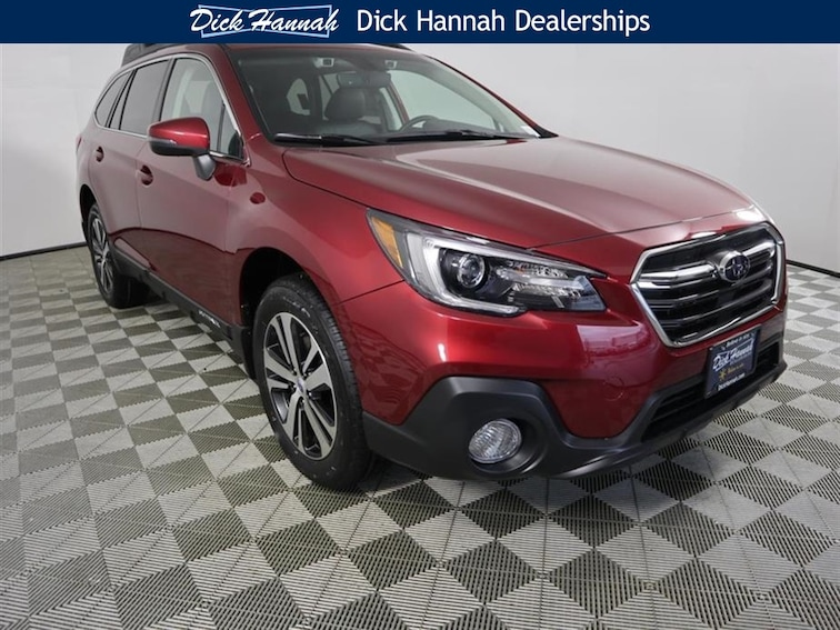 New 2019 Subaru Outback 3.6R Limited SUV In Vancouver, WA