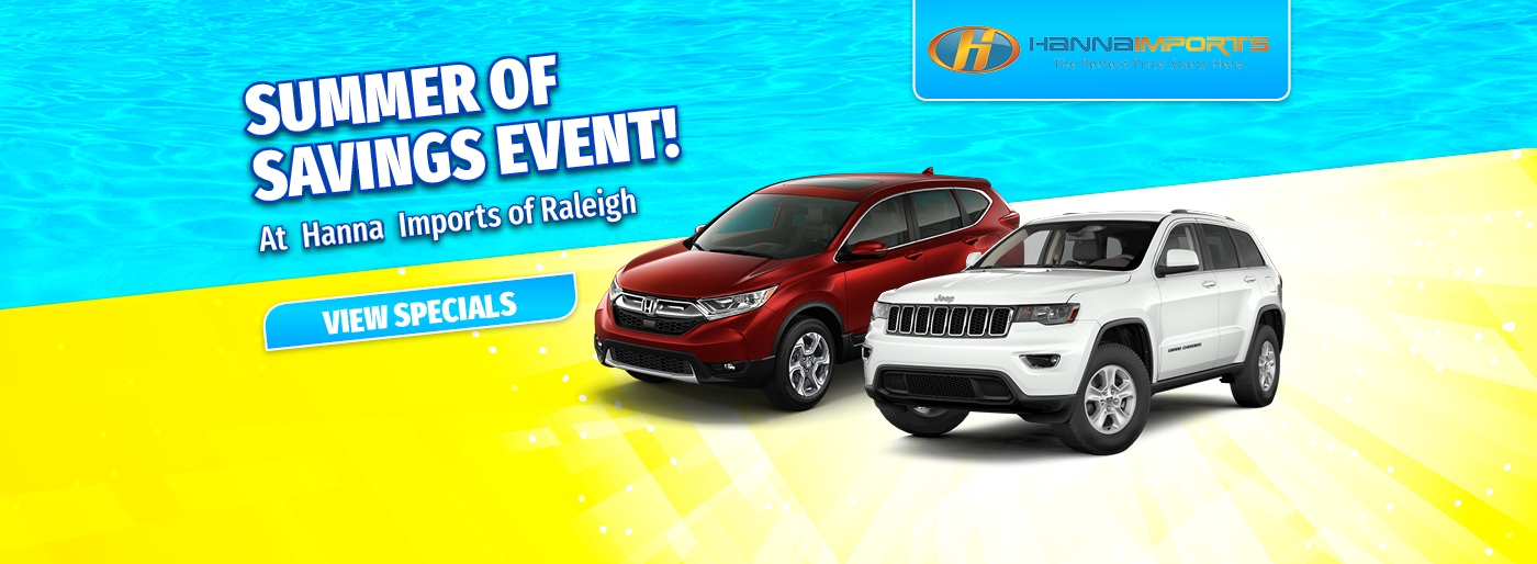 Used Car Dealerships In Raleigh Nc >> Hanna Imports | Used Car Dealer in Raleigh
