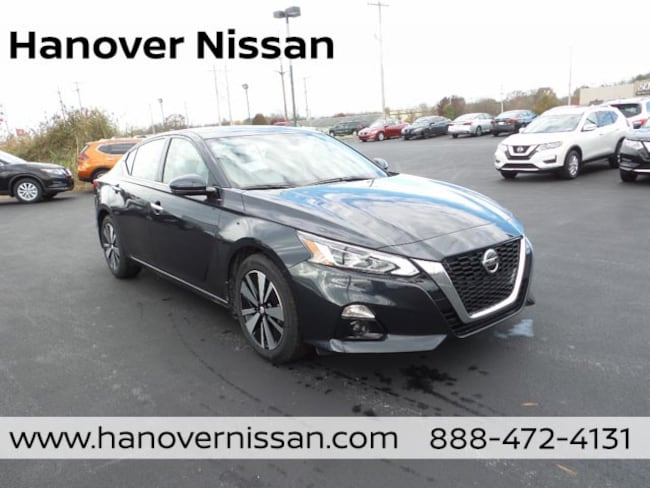 New 2019 Nissan Altima 2.5 SL Sedan Hanover PA