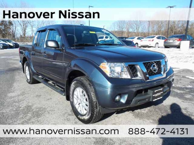 Certified 2014 Nissan Frontier SV Truck Crew Cab Hanover PA