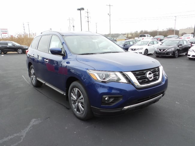 New 2019 Nissan Pathfinder SV SUV Hanover PA