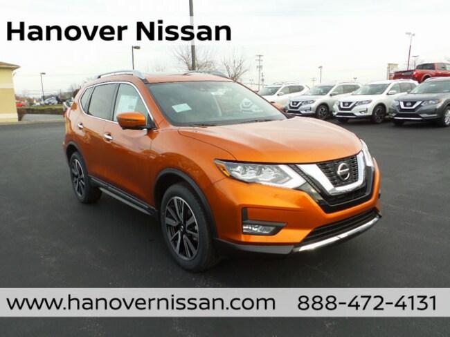 New 2019 Nissan Rogue SL SUV Hanover PA