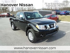 New 2019 Nissan Frontier SV Truck King Cab Hanover PA