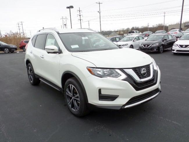 New 2019 Nissan Rogue SV SUV Hanover PA
