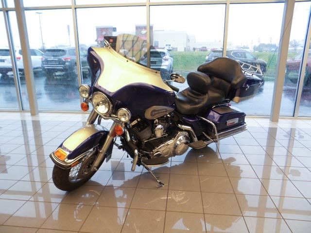 2007 Harley-David Electra Glide Classic Motorcyle