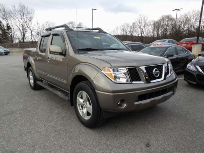 Used 2006 Nissan Frontier LE Truck Crew Cab Hanover PA