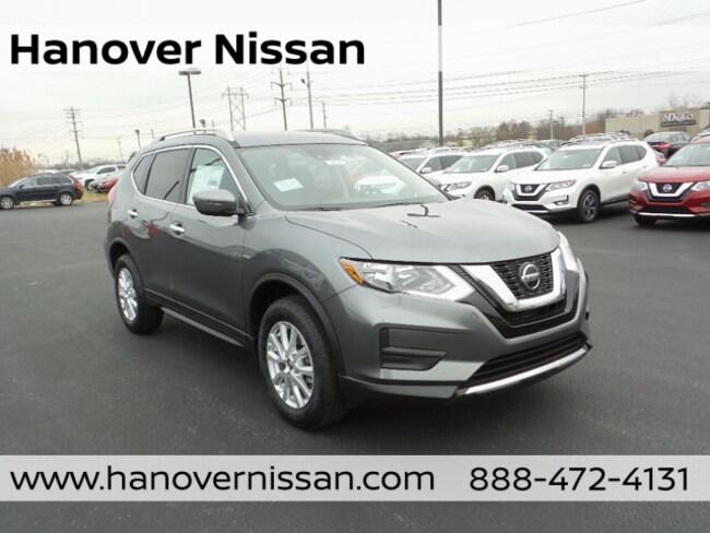New 2019 Nissan Rogue S SUV Hanover PA