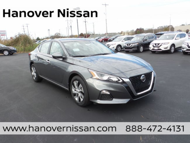New 2019 Nissan Altima 2.5 S Sedan Hanover PA