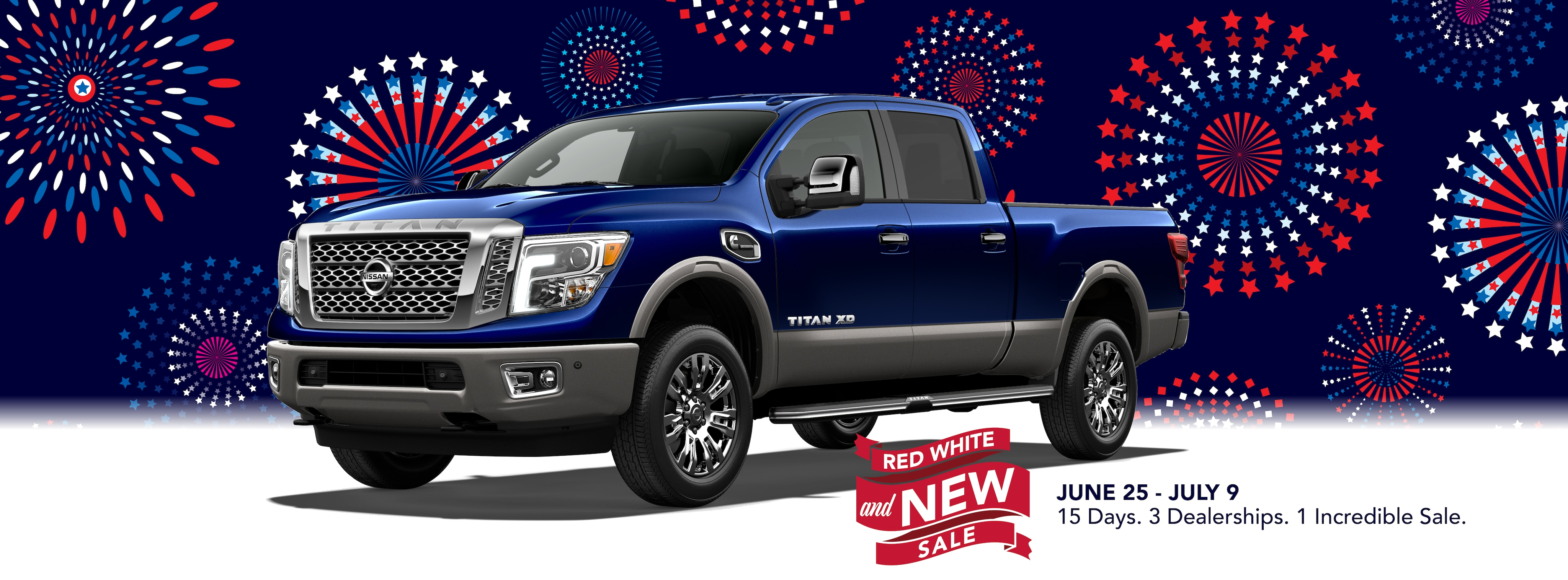 Red White And Blue Auto Sales >> Red White New Our July 4th Sale Hanover Nissan