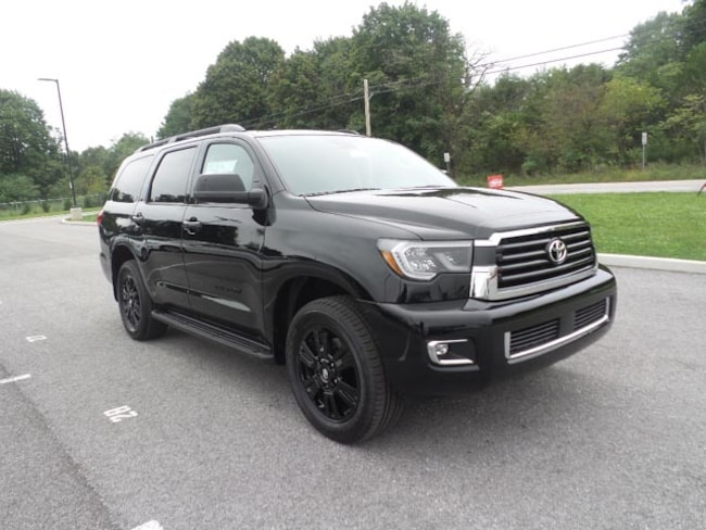 New 2019 Toyota Sequoia TRD Sport SUV Hanover PA