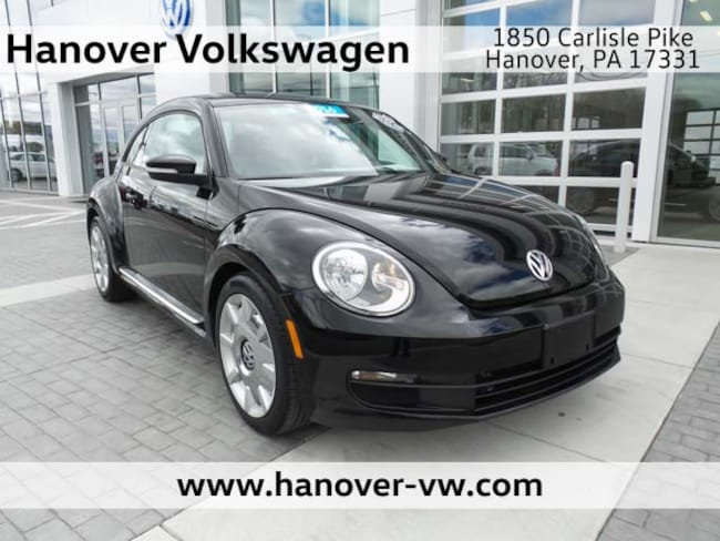 2016 Volkswagen Beetle 1.8T SEL Hatchback