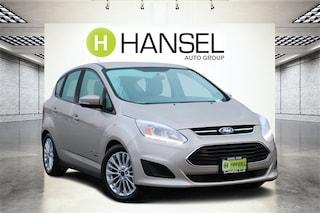 2017 Ford C-Max Energi SE Hatchback 1FADP5EU2HL113373