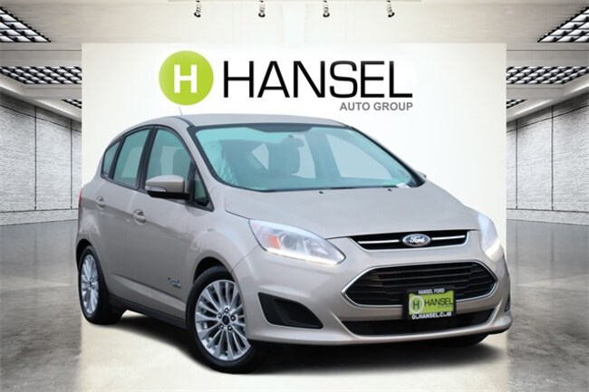 Certified Pre-Owned 2017 Ford C-Max Energi SE Hatchback For Sale in Pelatuma, CA