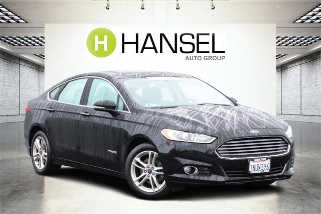 2016 Ford Fusion Hybrid Sedan
