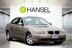 Used 2004 BMW 525i Sedan BU38420B under $15,000 for Sale in Santa Rosa