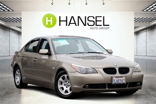 Vehicles Under 15K 2004 BMW 525i Sedan WBANA53564B852318 for Sale in Santa Rosa