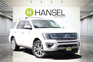 New 2019 Ford Expedition Limited SUV F353266 in Santa Rosa, CA