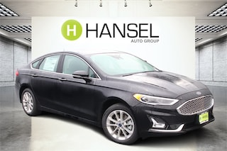 New 2019 Ford Fusion Energi Titanium Sedan F353204 in Santa Rosa, CA