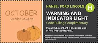 Warning and Indicator Light
