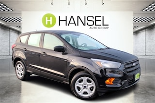 2019 Ford Escape S SUV 1FMCU0F79KUA55382
