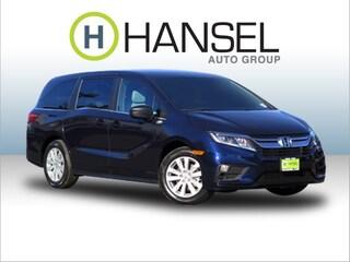New 2018 Honda Odyssey LX Van Petaluma, CA