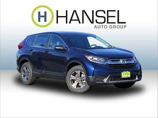 New 2017 Honda CR-V LX AWD SUV Petaluma, CA