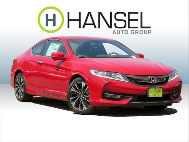 New 2016 Honda Accord EX-L Coupe For Sale in Petaluma, CA