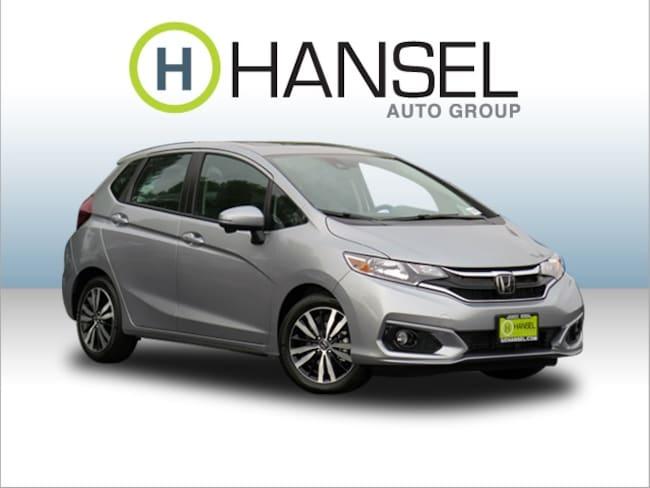 New 2018 Honda Fit EX-L Hatchback For Sale in Petaluma, CA