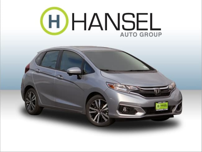 New 2018 Honda Fit EX Hatchback For Sale in Petaluma, CA