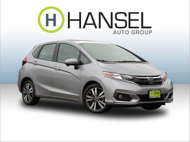 New 2018 Honda Fit EX Hatchback For Sale in Petaluma, CA