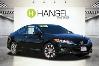 Used 2015 Honda Accord EX Coupe Petaluma, CA