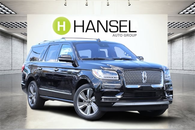 New 2019 Lincoln Navigator Reserve SUV For Sale in Santa Rosa, CA