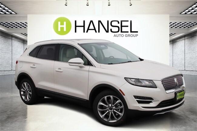 New 2019 Lincoln MKC Select SUV For Sale in Santa Rosa, CA