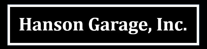 Hanson Garage Inc