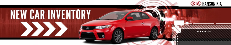 New Kia Model Vehicle Inventory at Hanson Kia in Olympia, Washington