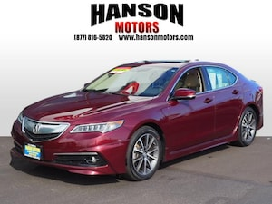 2015 Acura TLX TLX 3.5 V-6 9-AT P-AWS with Advance Package