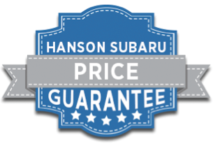 Hanson Motors Price Match Guarantee
