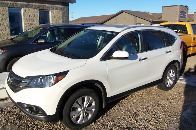 2014 Honda CR-V Touring AWD SUV
